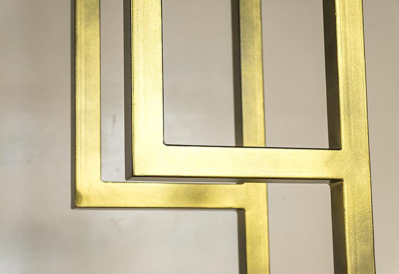 ロートアイアン,ゴールド,金色