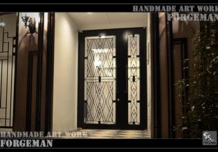 アイアン製ドアパネル