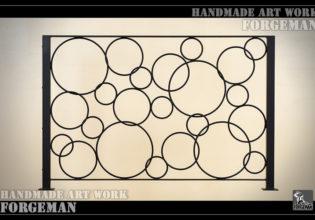 ロートアイアン,アフェンス,壁付け手摺り,手すり,制作メーカー,特注制作,セミオーダー